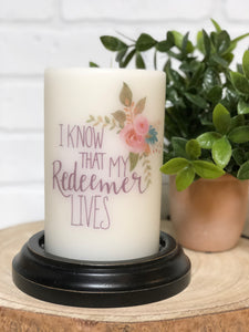 Easter LastingLite Candle Set & Candle Sleeves
