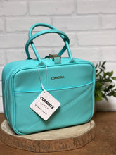 Load image into Gallery viewer, Turquoise Baldwin Boxer Lunchbox