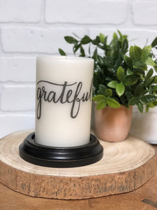 Home Inspired LastingLite Candle Set & Sleeve