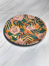 "Load image into Gallery viewer, Floral Melamine ""Paper"" Plates"