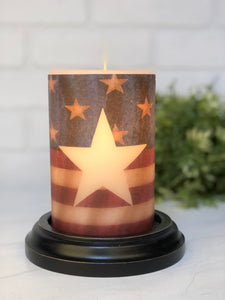 Summer & Americana LastingLite Candle Sets & Candle Sleeves