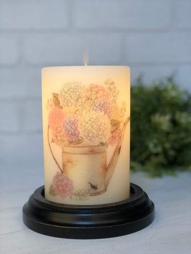 Spring Botanical LastingLite Electric Candle Sets & Sleeves