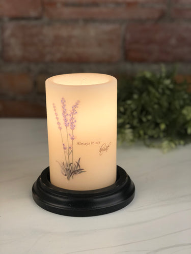 Bereavement LastingLite Candle