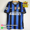 Camiseta Inter 2009-2010 Local Final UCL