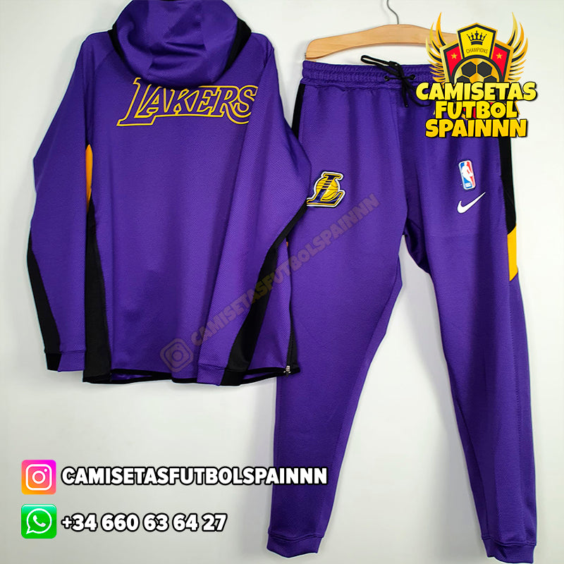 Chándal NBA Cremallera Completa Los Angeles Lakers 19-20 (1)
