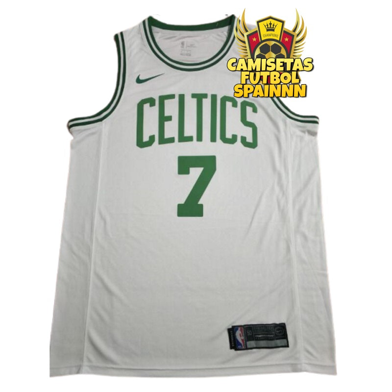 Camiseta Jaylen Brown 7 Boston Celtics Visitante