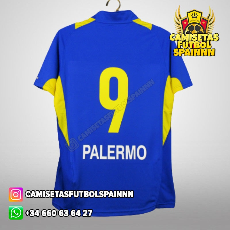 Camiseta Boca Juniors 2005-2006 Local