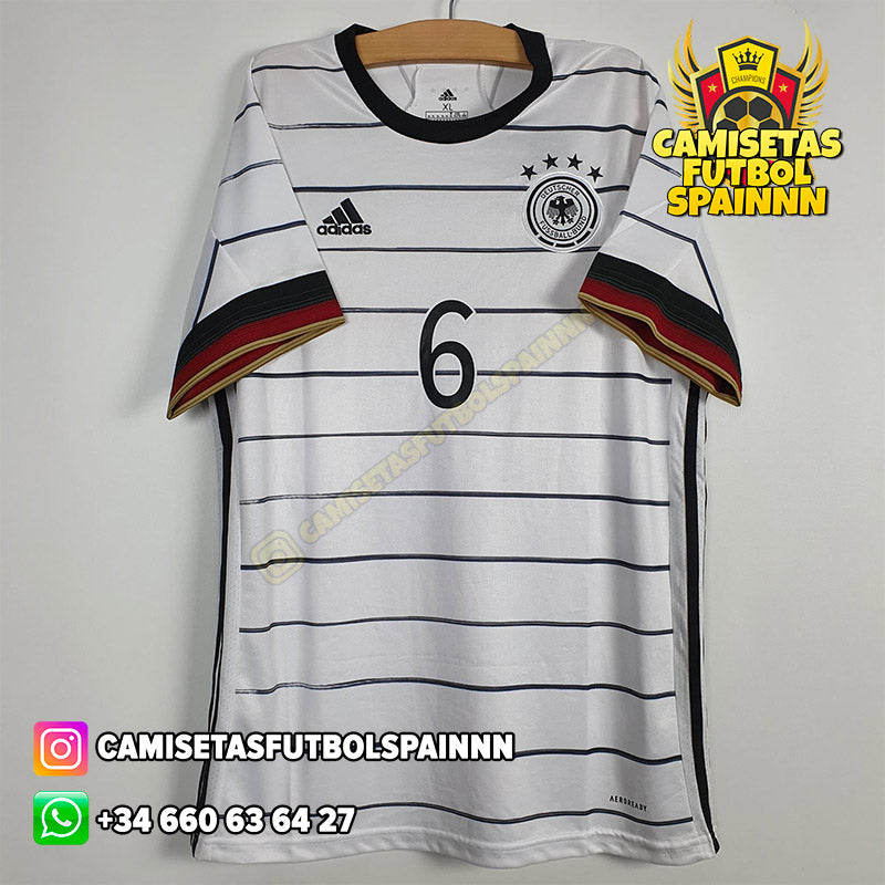 Camiseta Alemania 20-21 Local