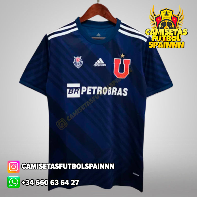 Camiseta Universidad Chile 21-22 Local
