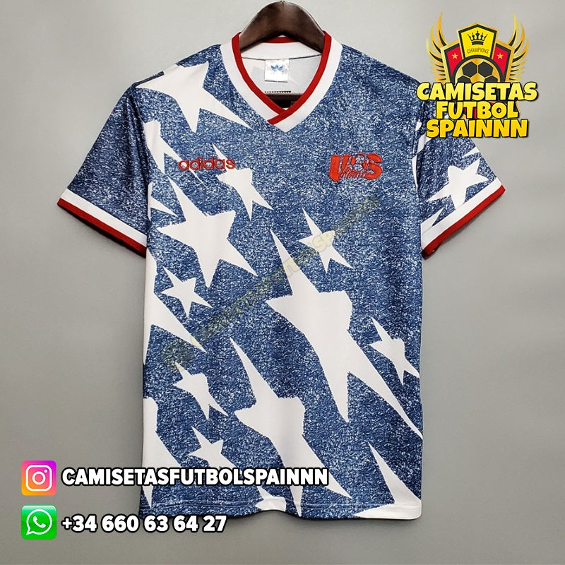 Camiseta USA 1994 Local
