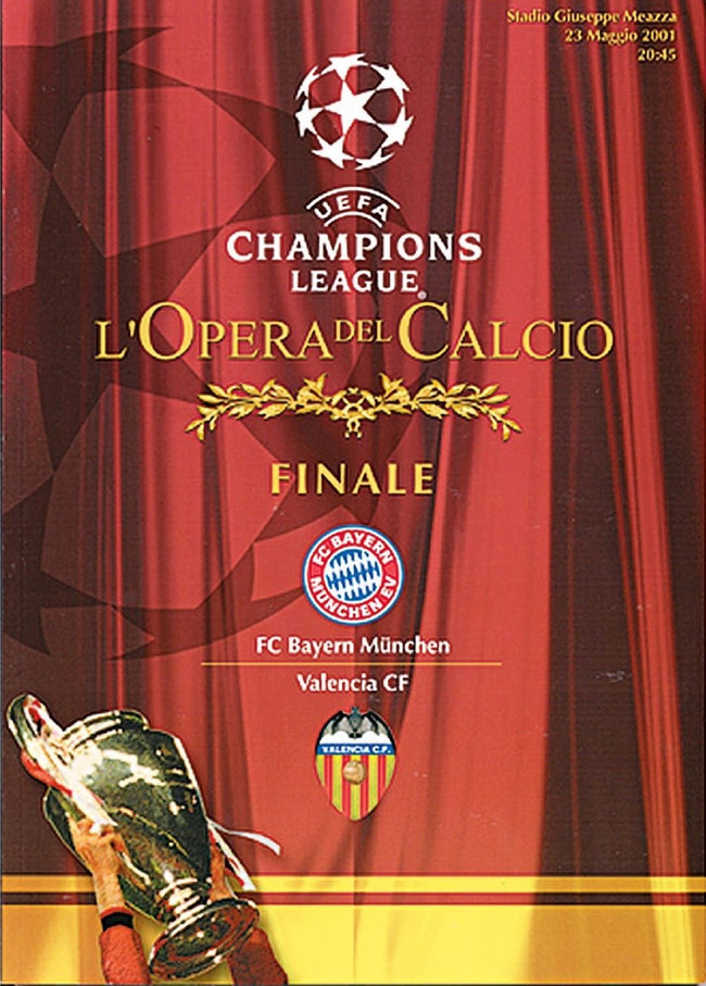 Camiseta Bayern de Munich 2000-2001 Local Final UCL