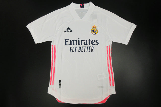 Camiseta Real Madrid 20-21 Local ( Pro Player Version )