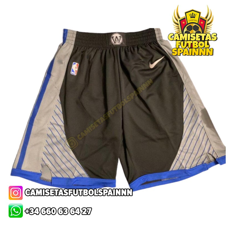 Pantalón Corto NBA Golden State Warriors (2)