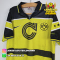Camiseta Borussia Dortmund 1996-1997 Local Final UCL