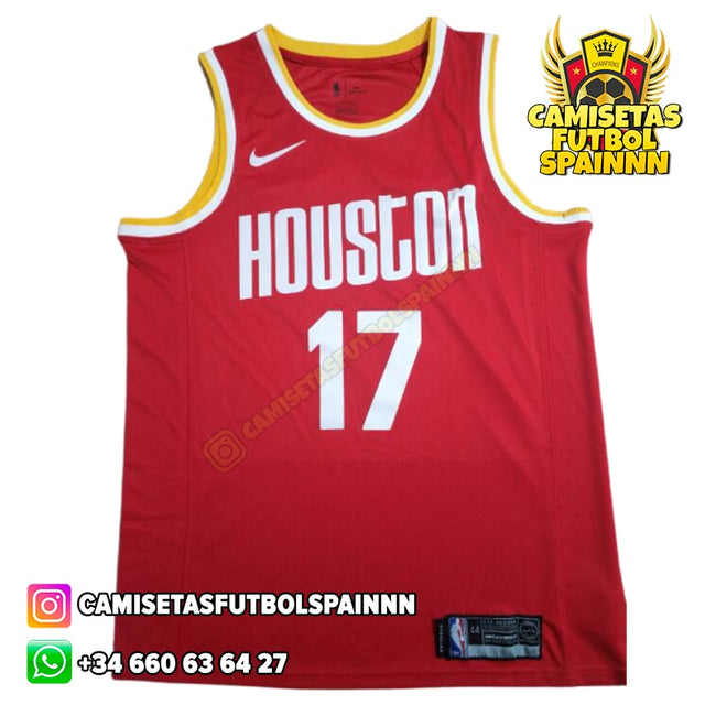 Camiseta PJ Tucker 17 Houston Rocket Retro Local