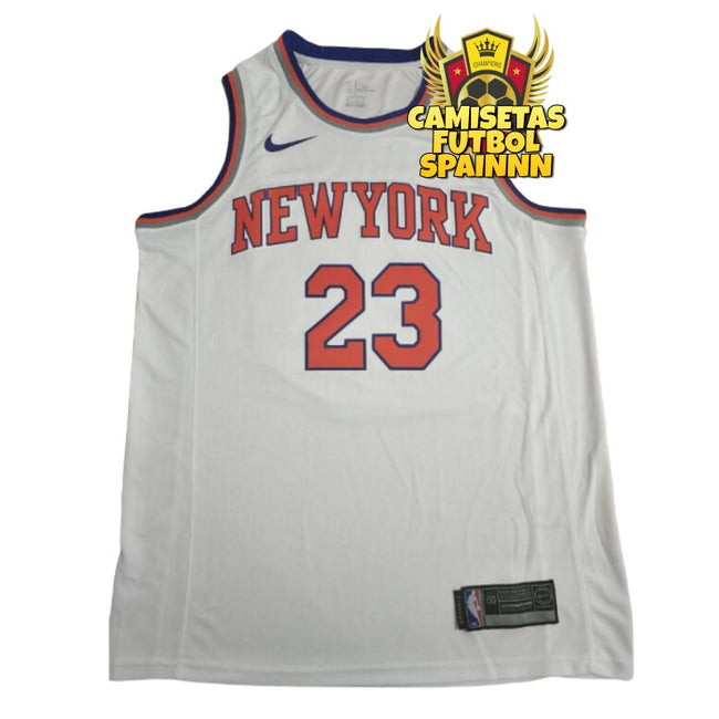 Camiseta Mitchell Robinson 20 New York Knicks Local