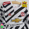 Camiseta Manchester United 20-21 Alternativa