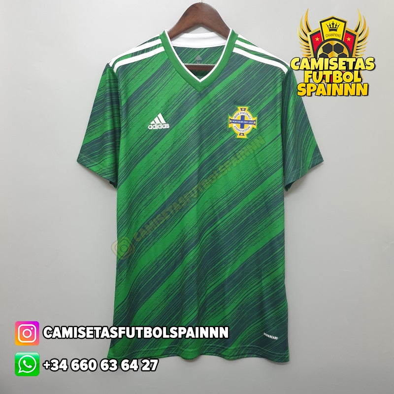 Camiseta Irlanda del Norte 20-21 Local