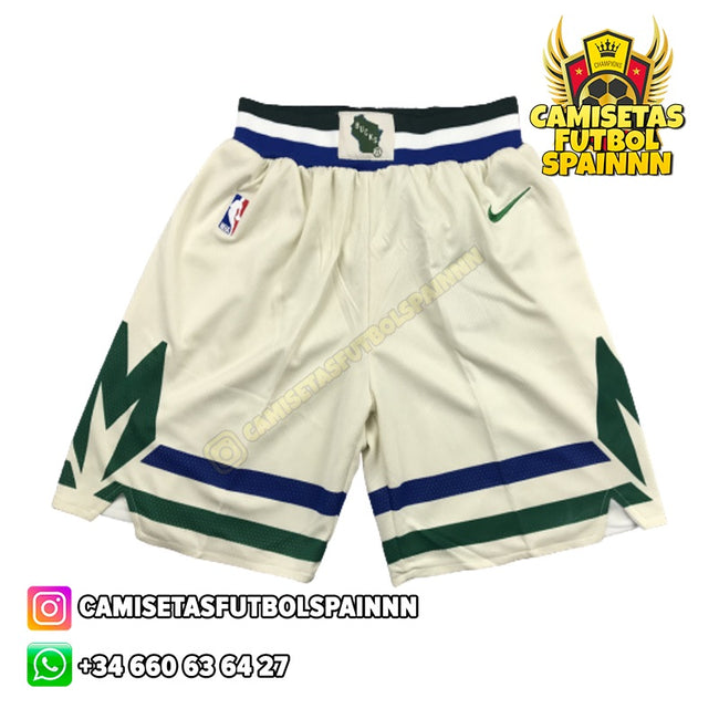 Pantalón Corto NBA Milwaukee Bucks (1)