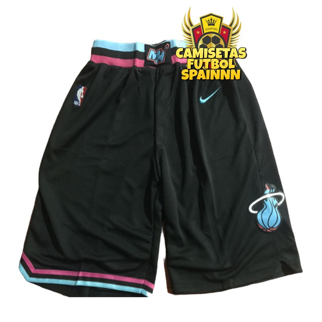 Pantalón Corto NBA Miami Heat (4)