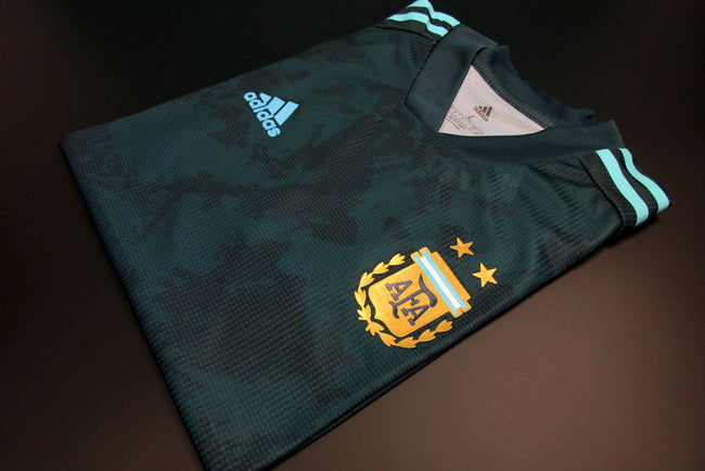Camiseta Argentina 20-21 Visitante  ( Pro Player Version )