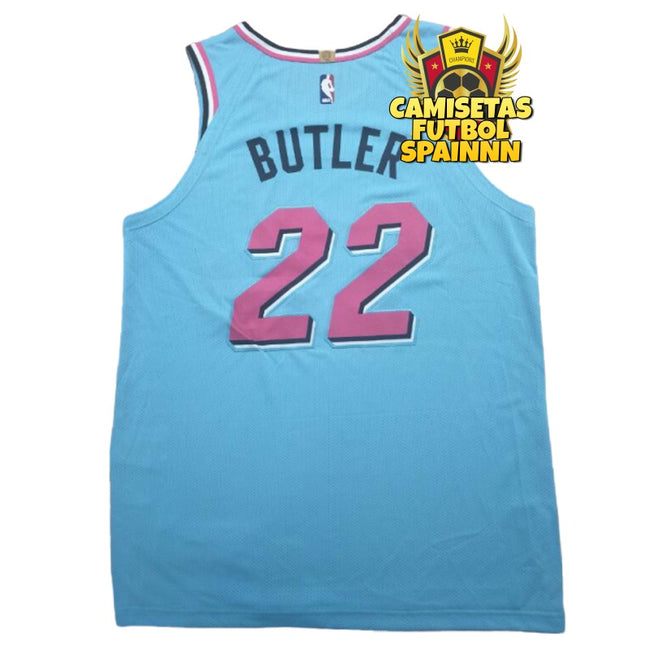 Camiseta Jimmy Butler 22 Miami Heat Local