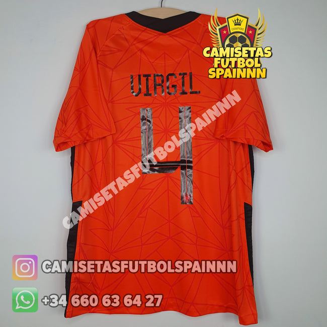 Camiseta Holanda 20-21 Local