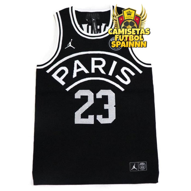 Camiseta Michael Jordan 23 PSG Local