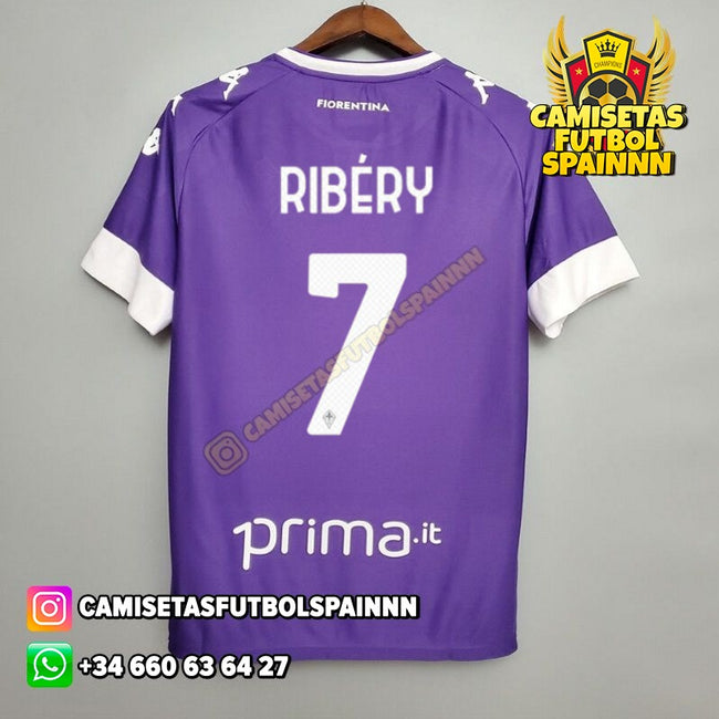 Camiseta Fiorentina 20-21 Local