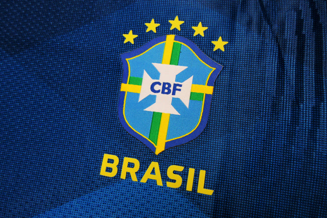 Camiseta Brasil 20-21 Visitante  ( Pro Player Version )