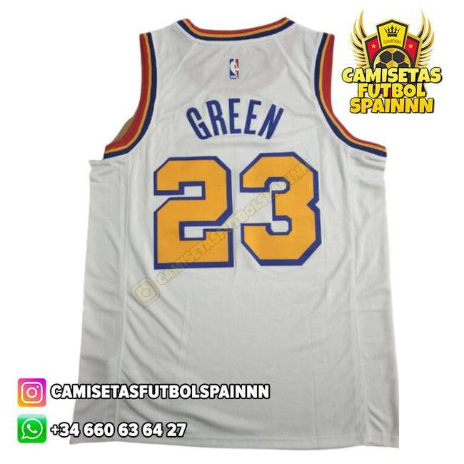 Camiseta Draymond Green 23 Golden State Warriors Worn City