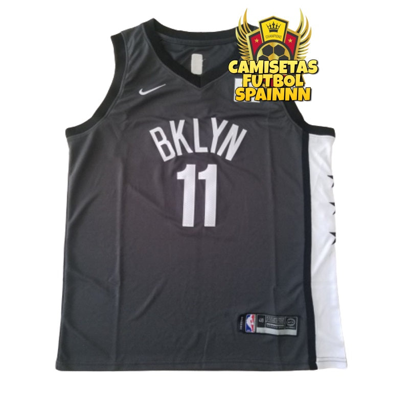 Camiseta Kyrie Irving 11 Brooklyn Nets Alternativa
