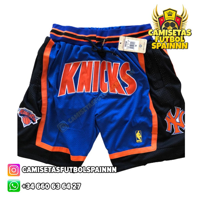 Pantalón Corto NBA New York Knicks (1)