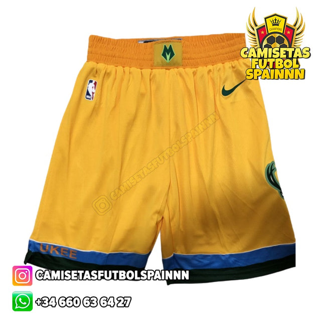 Pantalón Corto NBA Milwaukee Bucks (3)