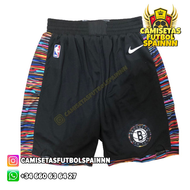 Pantalón Corto NBA Brooklyn Nets (4)