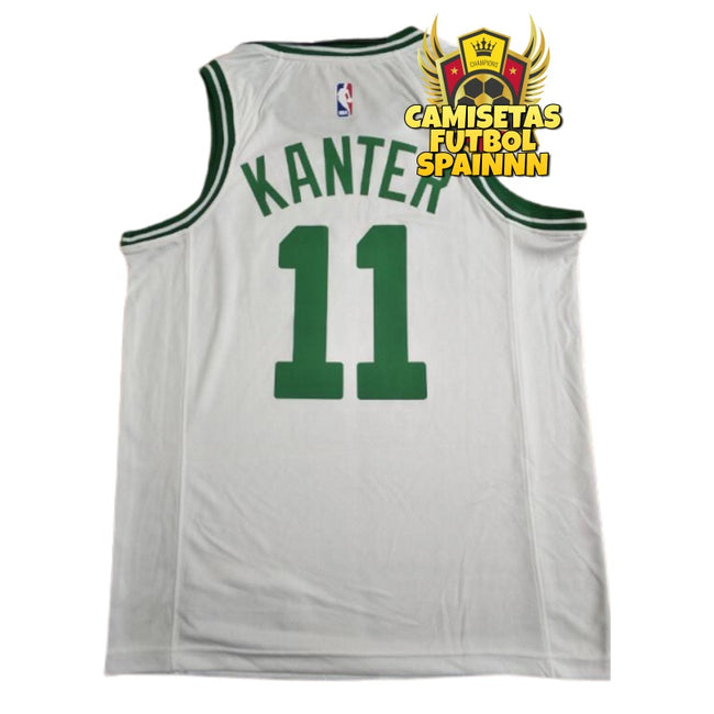 Camiseta Enes Kanter 11 Boston Celtics Visitante