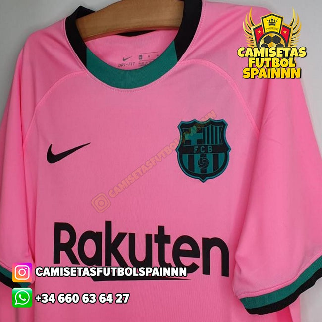 Camiseta Barcelona 20-21 Alternativa