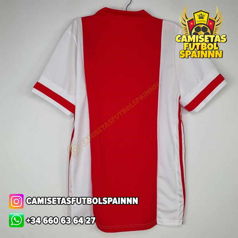 Camiseta Ajax 20-21 Local