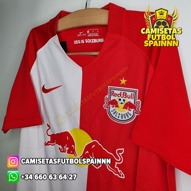 Camiseta RB Salzburgo 20-21 Local