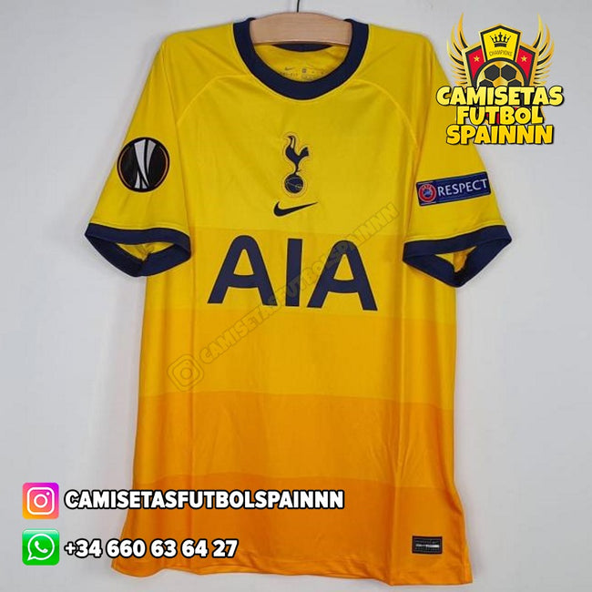 Camiseta Tottenham Hotspur 20-21 Alternativa