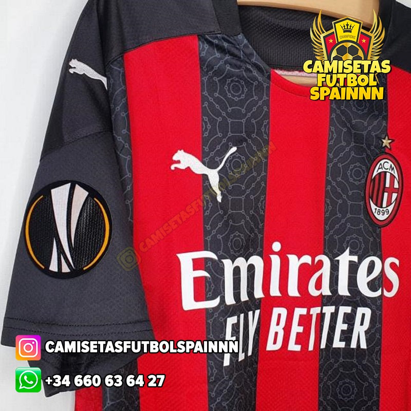 Camiseta AC Milan 20-21 Local