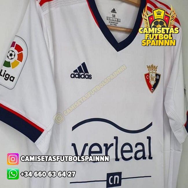 Camiseta Osasuna 20-21 Alternativa