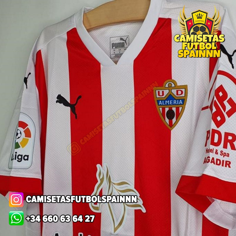 Camiseta Almeria 20-21 Local