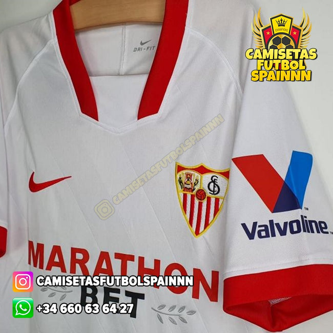 Camiseta Sevilla 20-21 Local