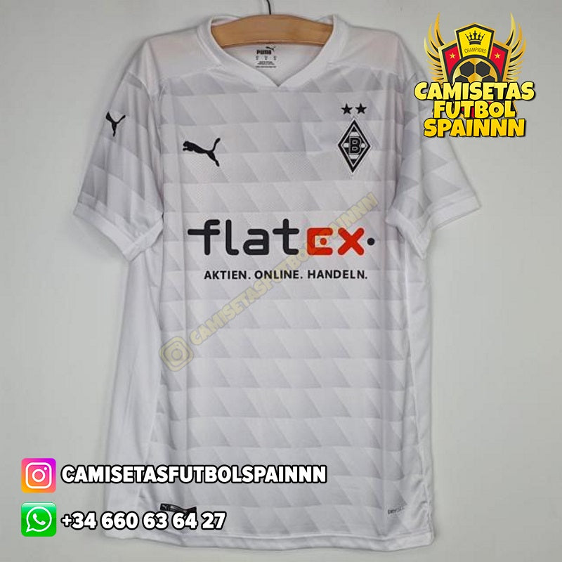 Camiseta Borussia Monchengladbach 20-21 Local