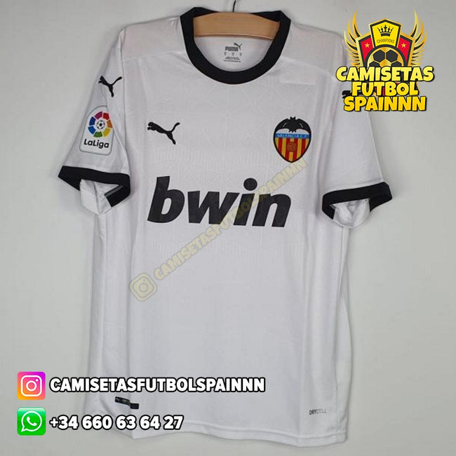 Camiseta Valencia 20-21 Local