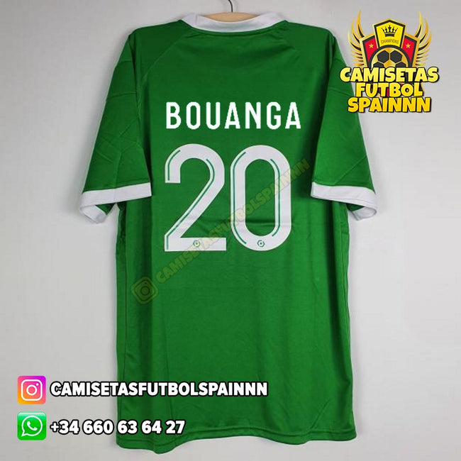Camiseta Saint Etienne 20-21 Local