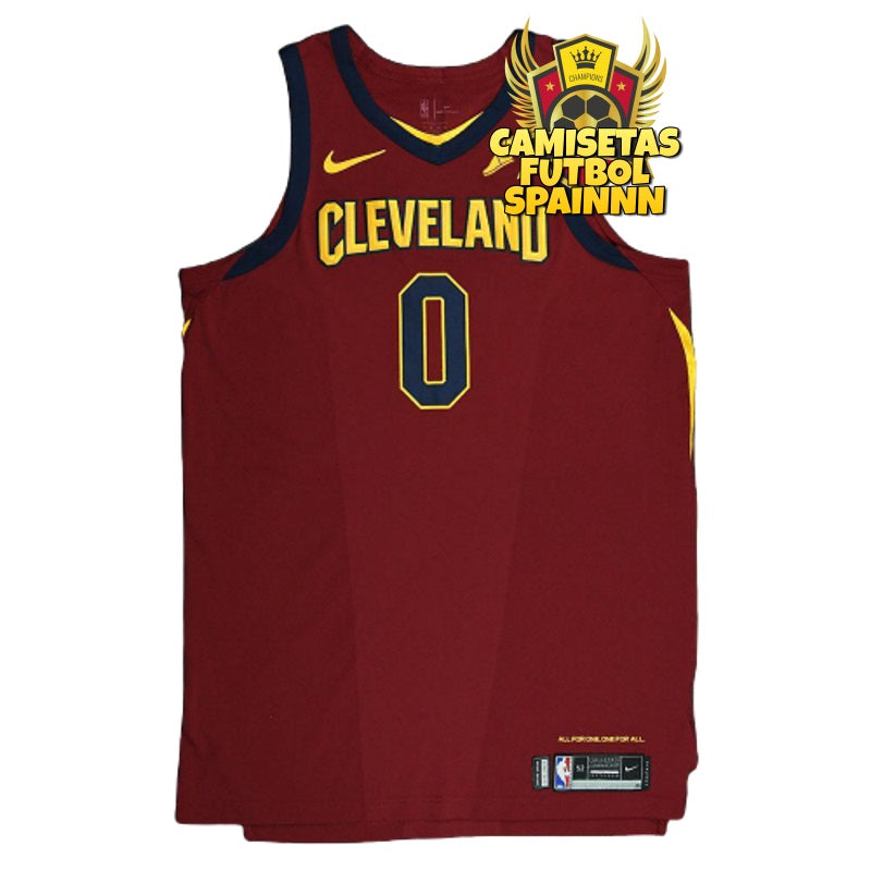 Camiseta Kevin Love 0 Cleveland Cavaliers Local