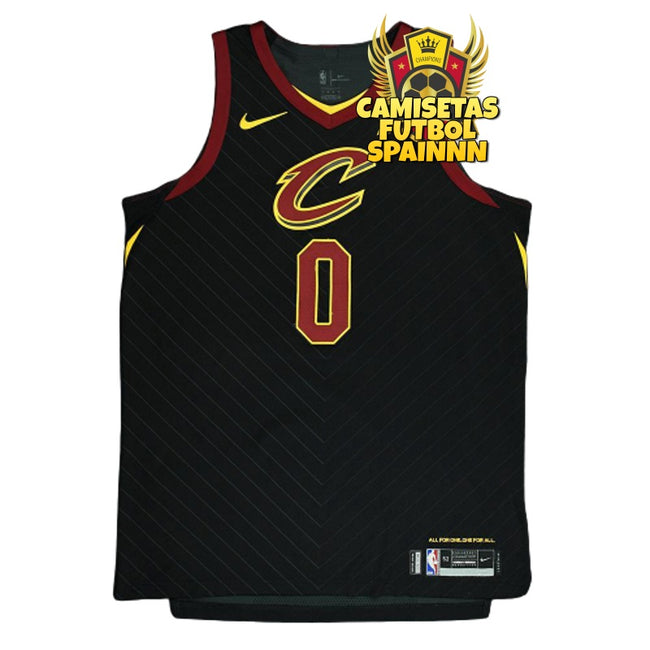 Camiseta Kevin Love 0 Cleveland Cavaliers Alternativa