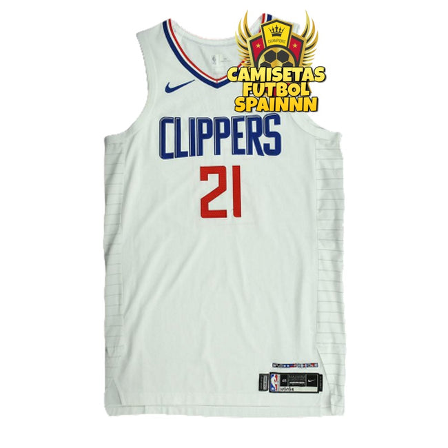 Camiseta Patrick Beverly 21 Los Angeles Clippers Local